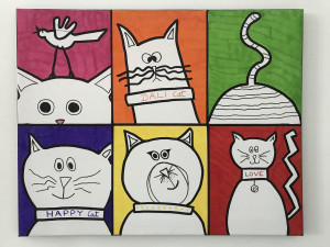 Les Chat'mis